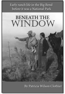 Beneath the Window 2016 cover